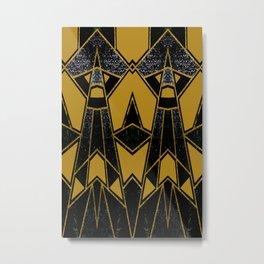 Abstract #635 Metal Print