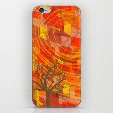 Ode to Autumn iPhone & iPod Skin