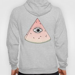 Curious Watermelon Hoody