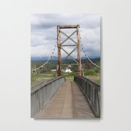 Tolt McDonald Bridge Metal Print