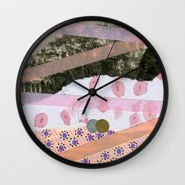 Saluti Dal Futuro 170 Wall Clock