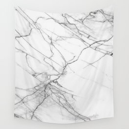 Marble, Print, Minimal, Scandinavian, Abstract, Pattern, Modern art Wall Tapestry
