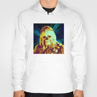chewbacca Hoodies featuring Chewbacca by victorygarlic - Niki