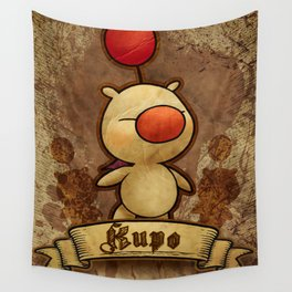 Kupo - Moogle Wall Tapestry