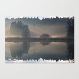 Osterseen Canvas Print