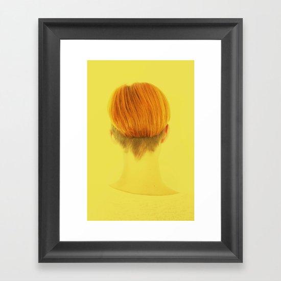 PARADISIACI Framed Art Print