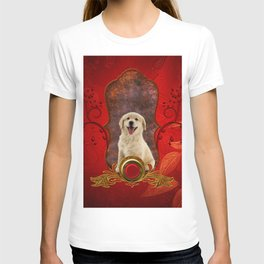 Beautiful golden retriever T-shirt