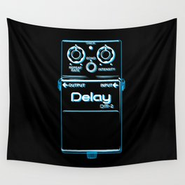 Double Delay – DM-2 Wall Tapestry