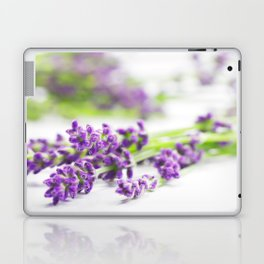 Lavender scent for your Home Design Laptop & iPad Skin