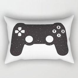 NOTHING #3 - QUIT? Y/N Rectangular Pillow