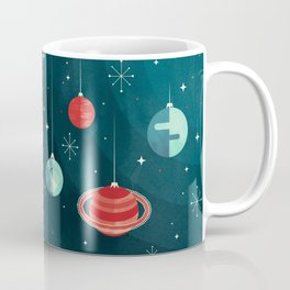 Joy to the Universe (in Teal) Coffee Mug