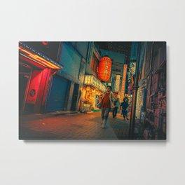 Neotokyo V/ Japan Photo Print Metal Print