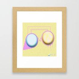 No. 2 (Dual) Framed Art Print