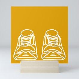 Sneaker Doodle #3 Mini Art Print