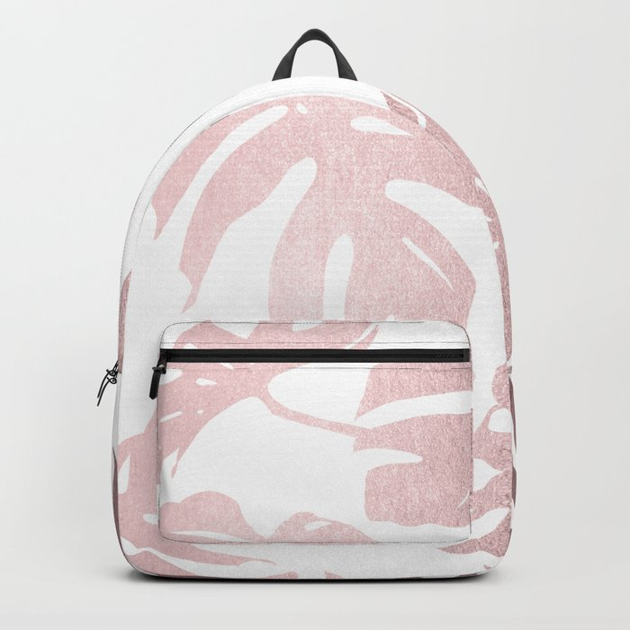 Rose Gold Island Backpack