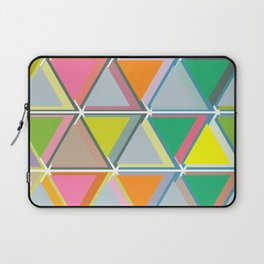 Triangles to the Third Degree Laptop Sleeve