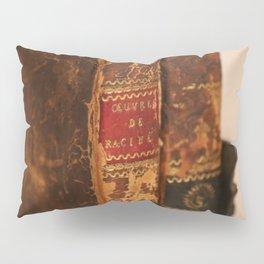 Antique books - ver 2 Pillow Sham