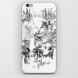 Rising iPhone Skin