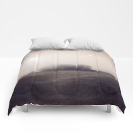 Explorations with Space: No. 4 Comforters