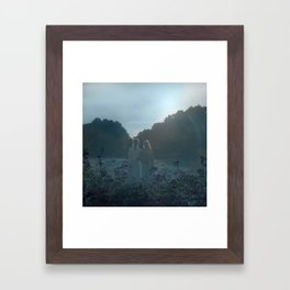The Still 04 Framed Art Print