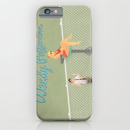Wendy Peffercorn iPhone Case