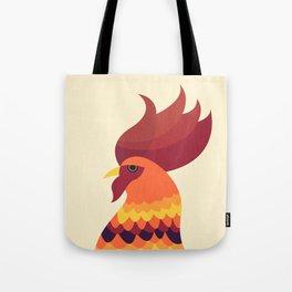 Cock Tote Bag