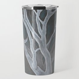 White Tree Travel Mug