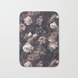EXOTIC GARDEN - NIGHT III Bath Mat