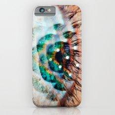Green Eyes Hypnotize  Slim Case iPhone 6s
