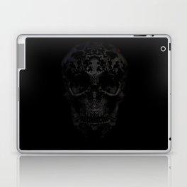 Skulls Black Laptop & iPad Skin