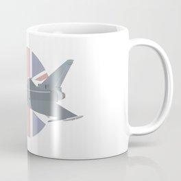 British Eurofighter Typhoon Jet Fighter Coffee Mug