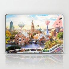 Magic BCN Laptop & iPad Skin