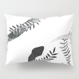 Ouroboros Pillow Sham