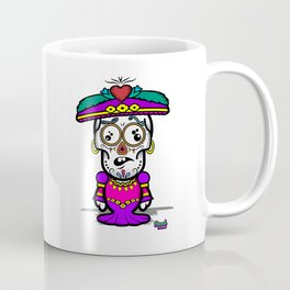Dumb Catrina Coffee Mug