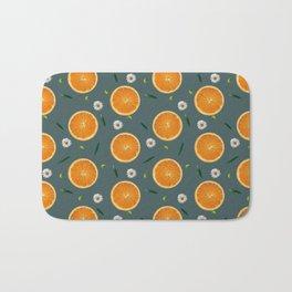 Aliño de naranjas Bath Mat