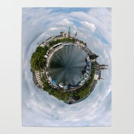 Small Planet Z Poster
