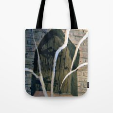 magic door Tote Bag
