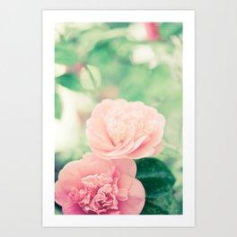 Joie de vivre - floral photography Art Print