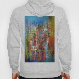 Abstract Composition 269 Hoody