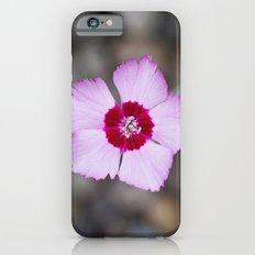 Purple Flower 1 Slim Case iPhone 6s