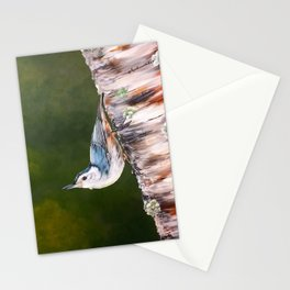 Plotting Precariously Stationery Cards
