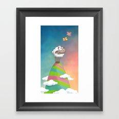 Willo Framed Art Print