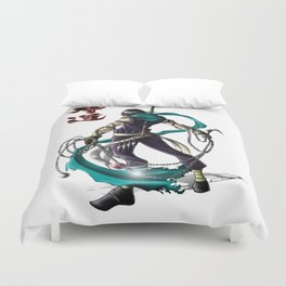 Assassin bushido Duvet Cover