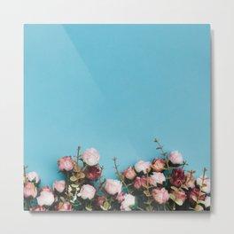 Floral Art #10 Metal Print