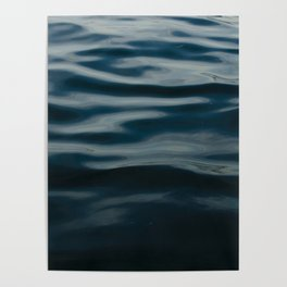 Painted by the Sea V Poster