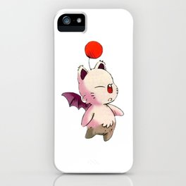 kupo final fantasy iPhone Case