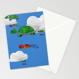 Paraturtle Stationery Cards