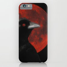 Crow And The Red Glow Moon Slim Case iPhone 6s