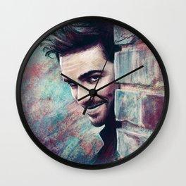Captain's Grin Wall Clock