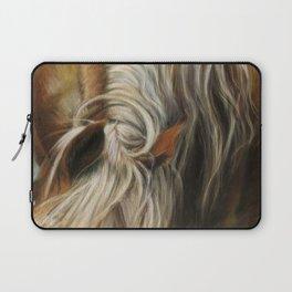 Horse's Mane Laptop Sleeve